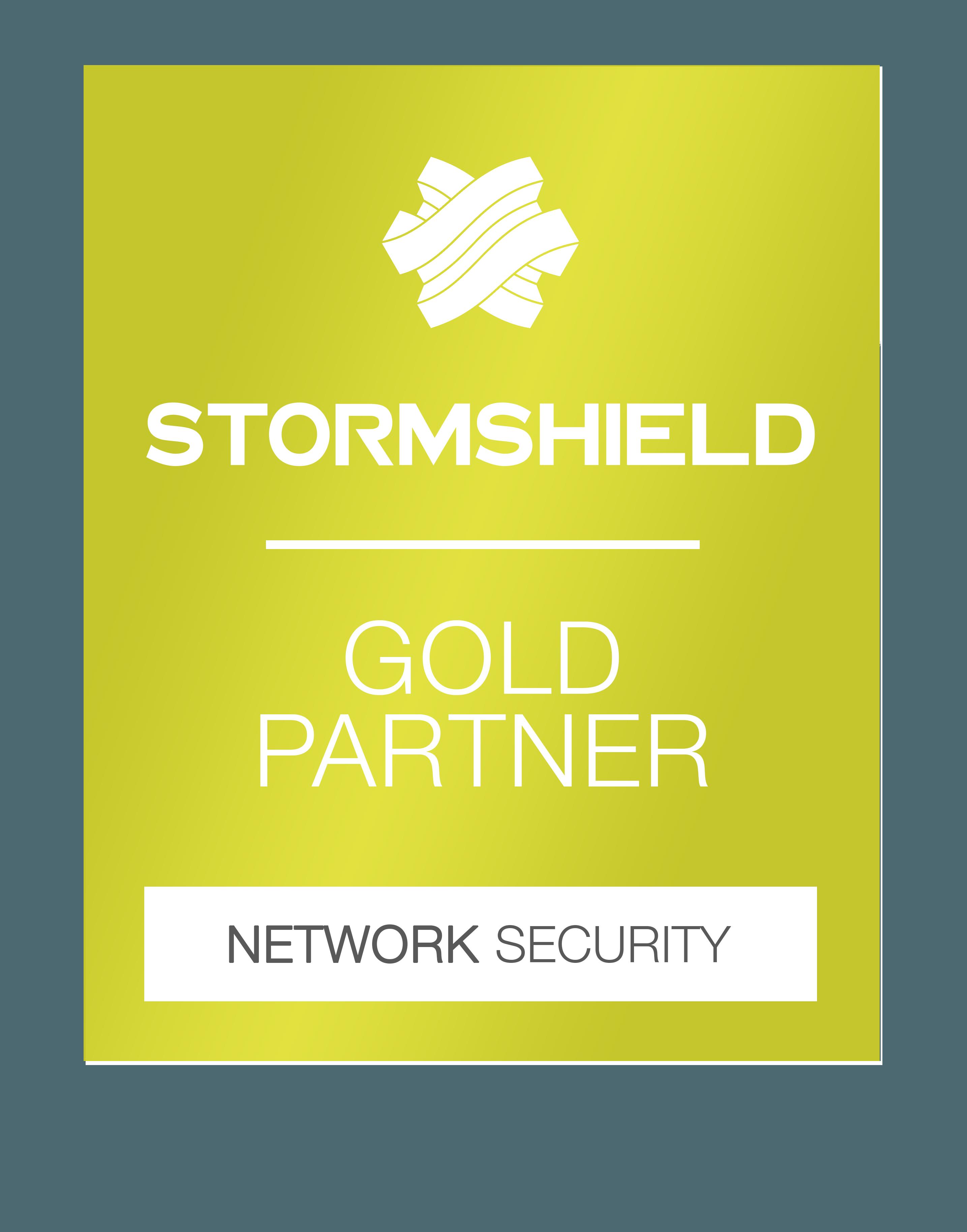 MSI Stormshield Gold Partner
